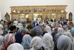 Престольный праздник храма иконы Казанской (Песчанской) иконы Божией Матери в Измайлове