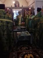 Престольный праздник в Гольянове